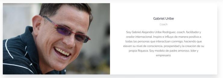 Gabriel Uribe CV