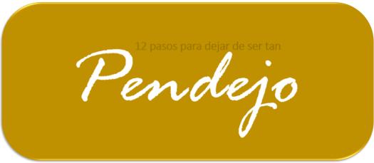 Logo PENDEJO